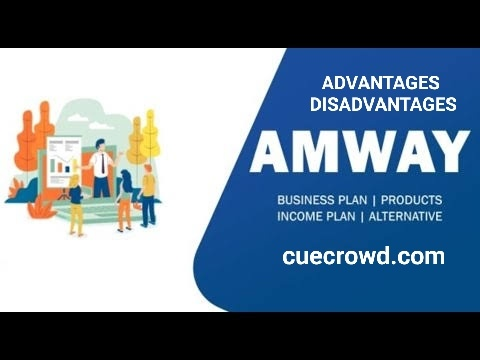 Advantages and disadvantages of Amway MLM Business Plan