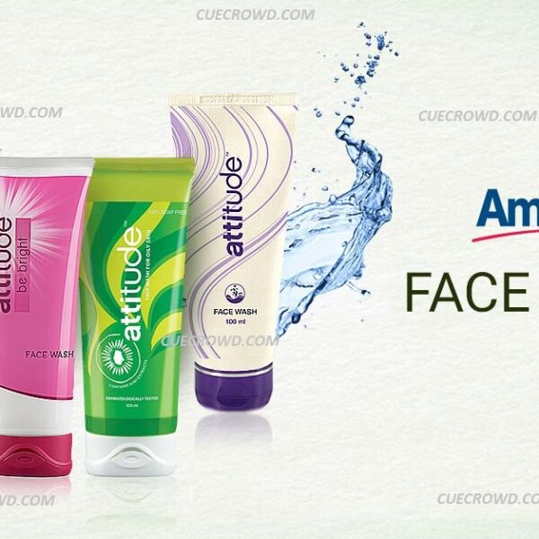 Best Amway attitude face wash for oily and dry skin in Hindi