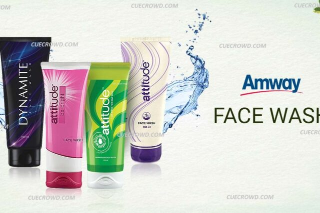 Amway Face Wash 640x427, CueCrowd