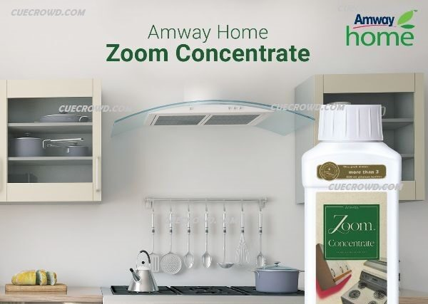 Amway Zoom Spray Cleaner Concentrate Details In Hindi 2021 600x427, CueCrowd