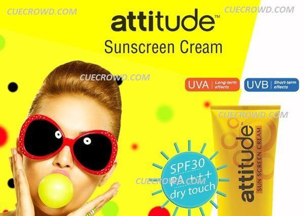 Attitude Sunscreen Dermatologically Tested 600x427, CueCrowd