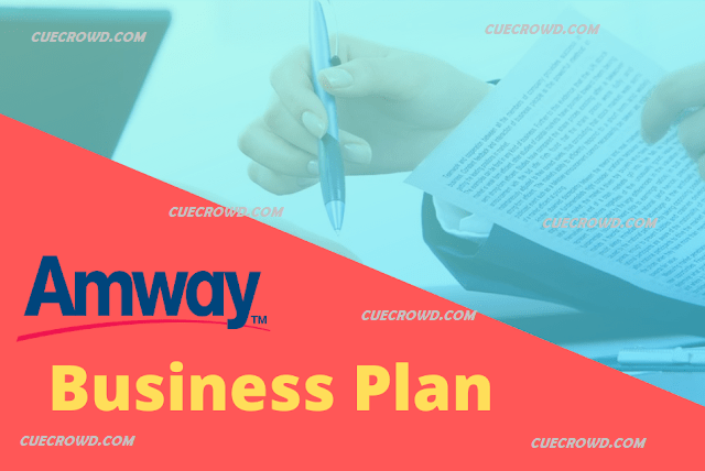 Business Plan Amway, CueCrowd