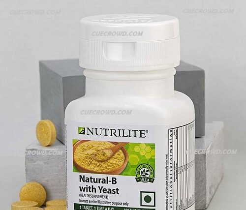 Amway Nutrilite Natural B with Yeast Benefits in Hindi 2021