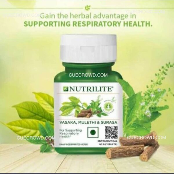Amway Nutrilite Vasaka, Mulethi & Surasa 2021 Details and Benefits in Hindi